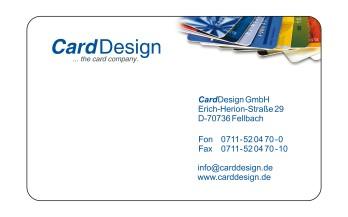 Kalenderkarte CardDesign