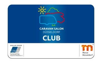 klein Mitgliedskarten Caravan