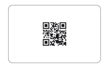 klein Karten-Ausstattung QR