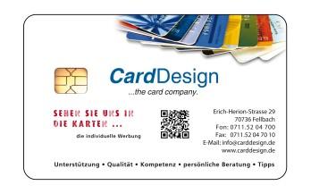 Chip CardDesign
